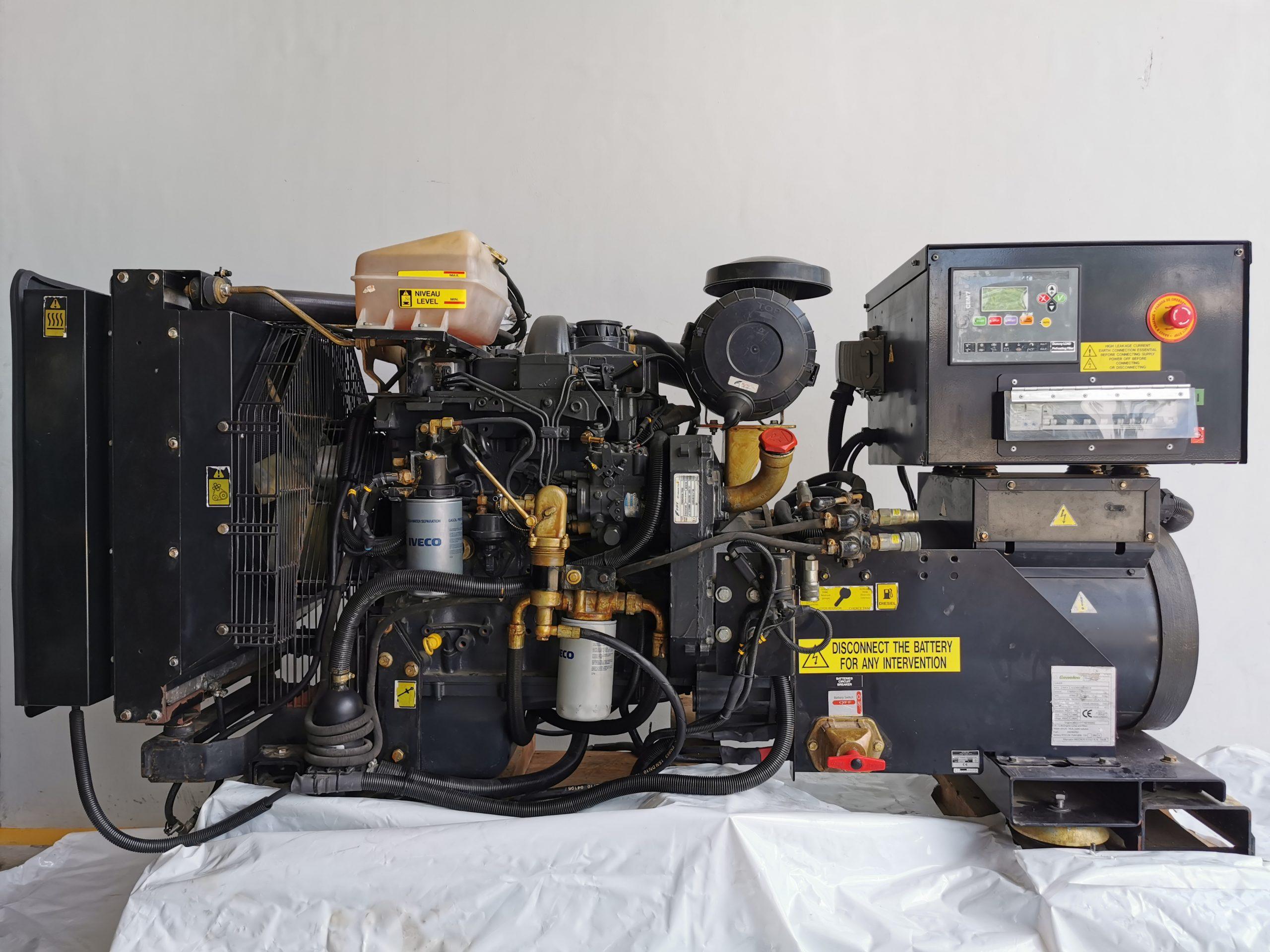 Generator & Pump System
