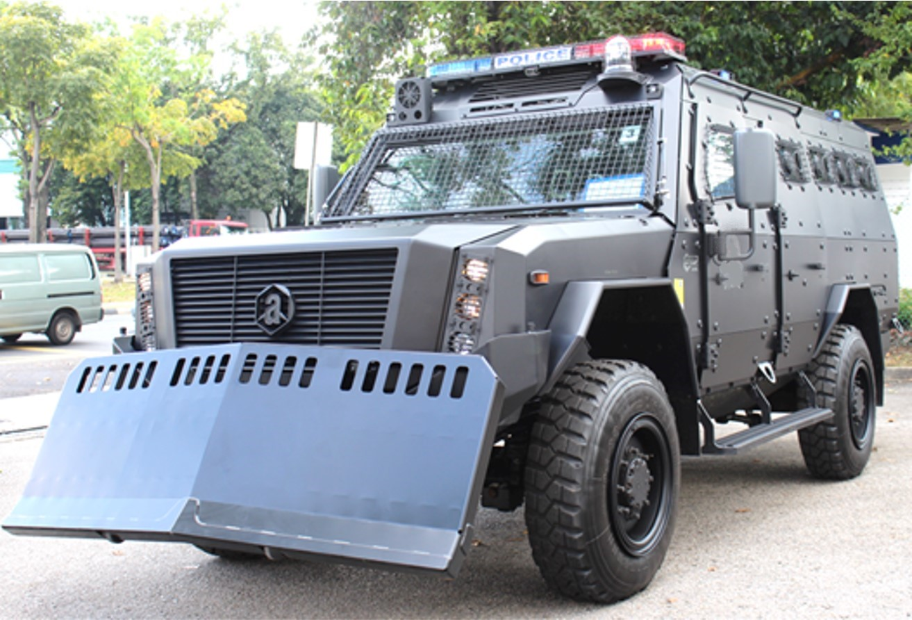 Speciality Vehicles Solutions